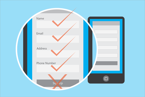 Increase Conversion Rates by Optimizing Forms