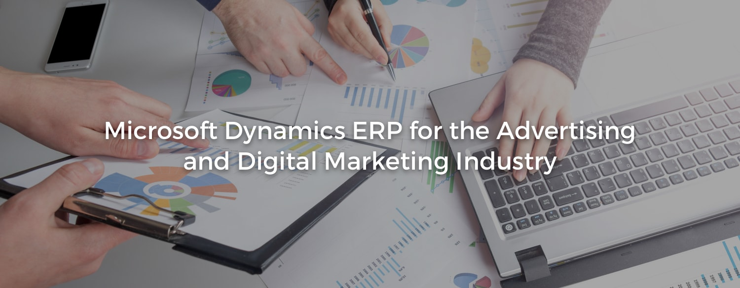 Magento Microsoft Dynamics ERP Integration for Advertising and Digital Marketing