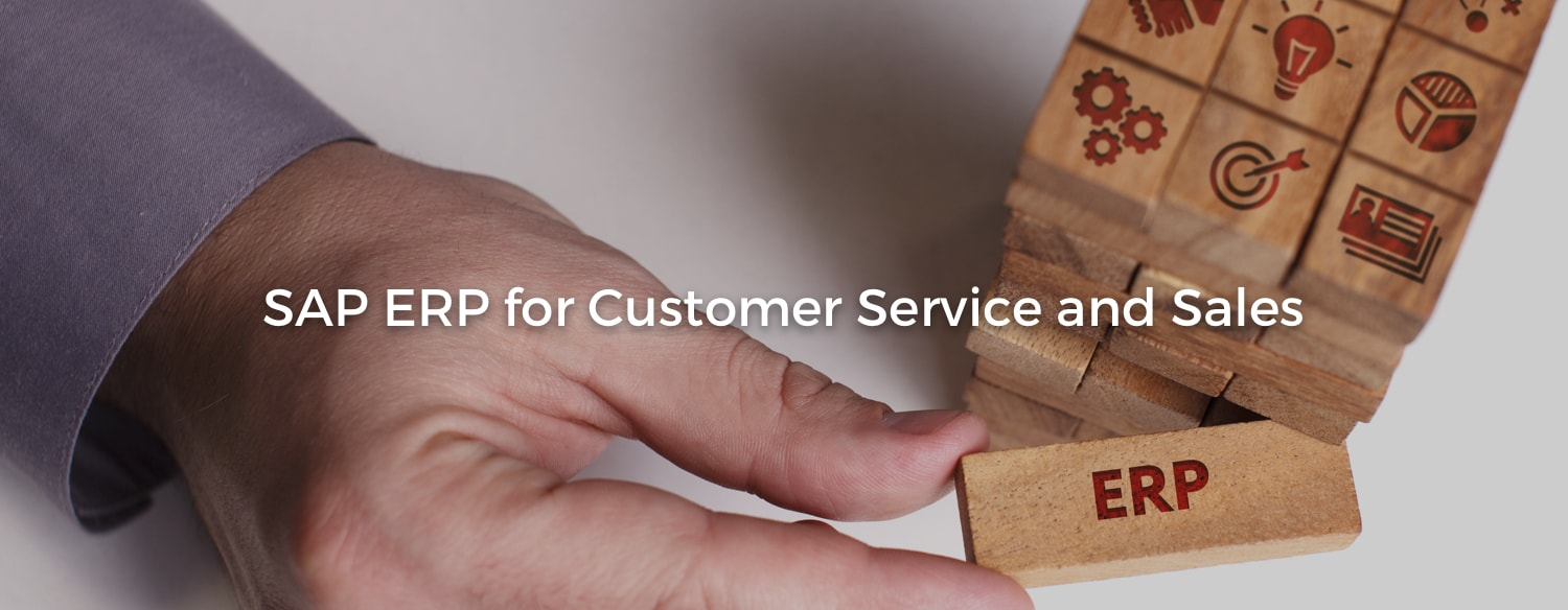 Magento SAP ERP integration for Customer Service and Sales