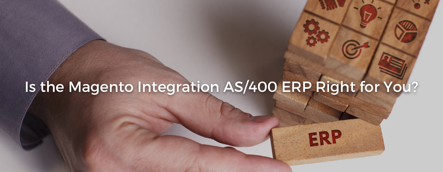 Magento Integration AS/400 ERP