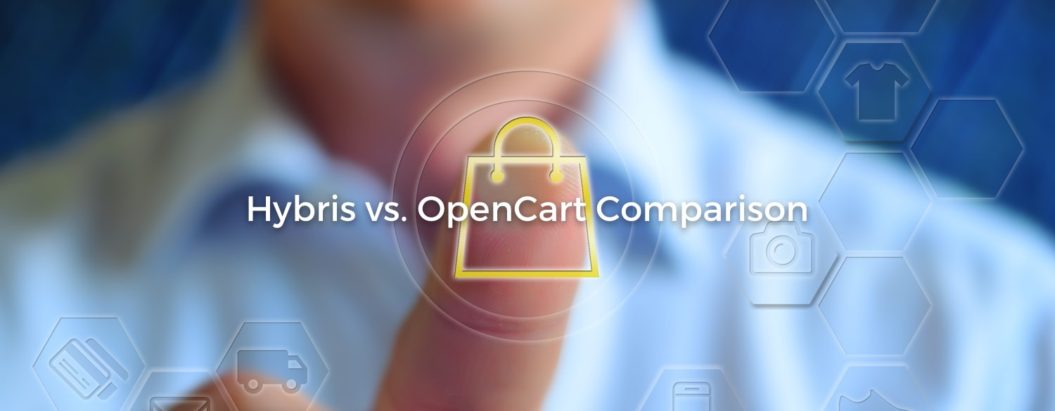 Hybris compared to OpenCart