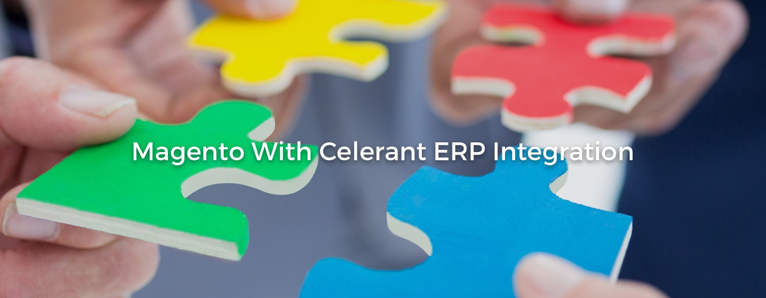 Magento With Celerant ERP Integration