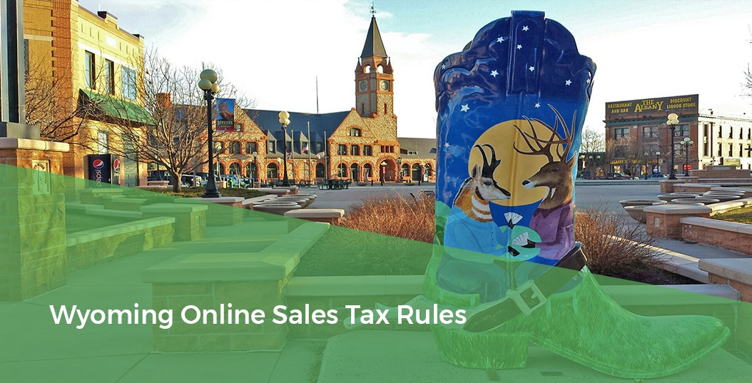 City Landscape - Wyoming Online Sales Tax Rules